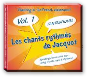 Curriculum Based Songs for French Vol 1 CD